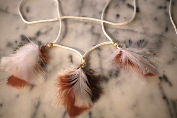 DIY-Feather-Necklace-Step-9