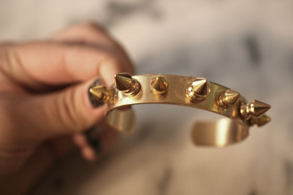 DIY-Spike-Bracelet-Step-6