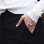 The Hand Bracelet.