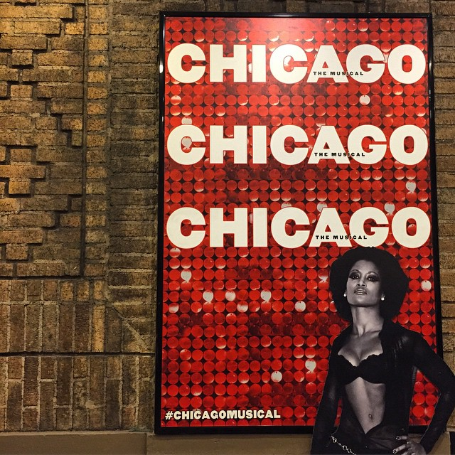 saw @ChicagoMusical tonight for the first time. so amazing... especially…