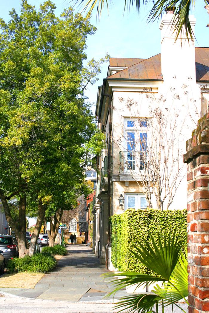 Charleston-Streets