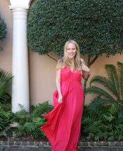 Calypso Batinly Dress (c/o)