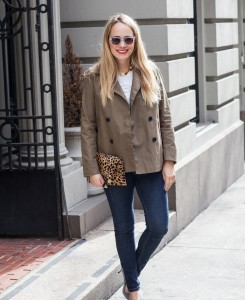 everlane trench coat 4