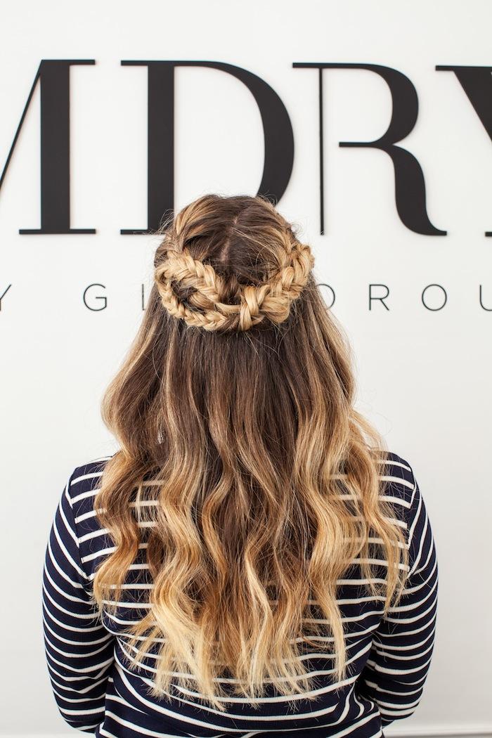 game of thrones braid hair tutorial