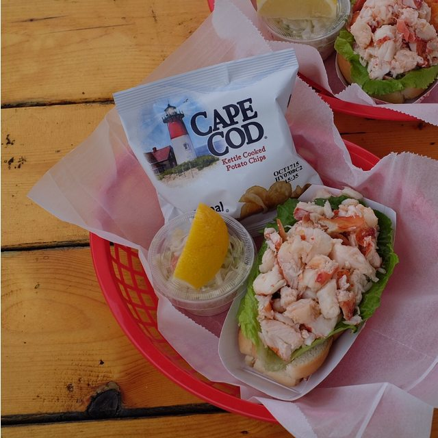still dreaming of last weekends lobster rolls lobster capecod stripetravelshellip