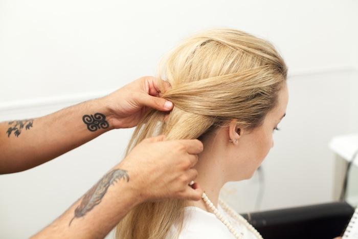 fishtail braid tutorial 11