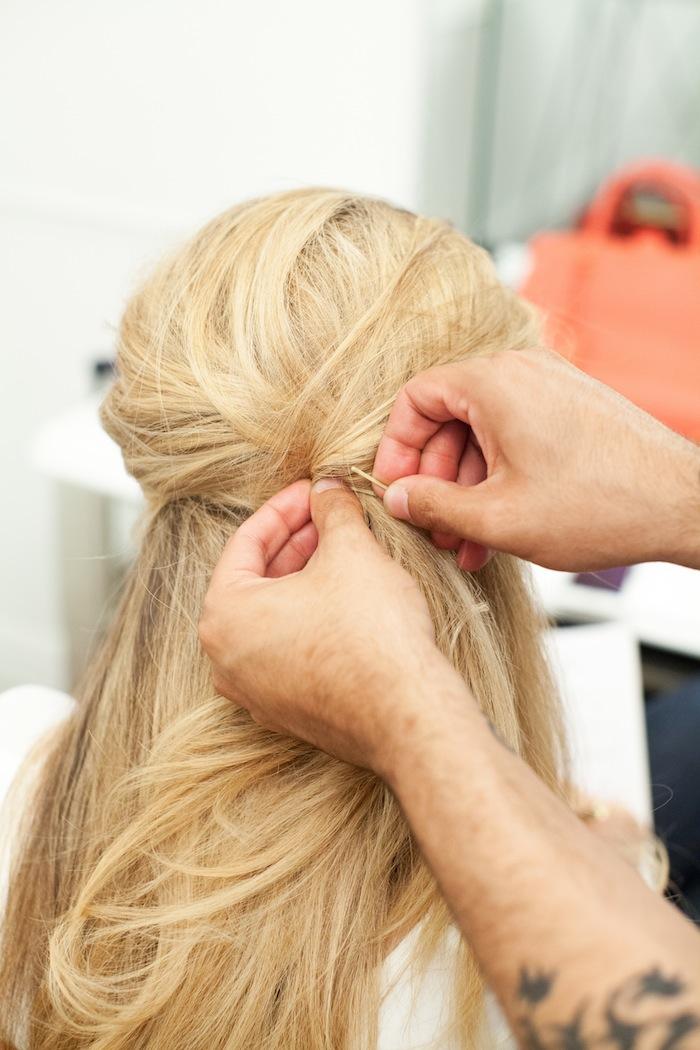 fishtail braid tutorial 12