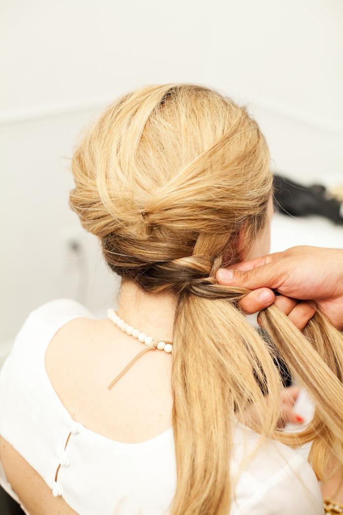 fishtail braid tutorial 17