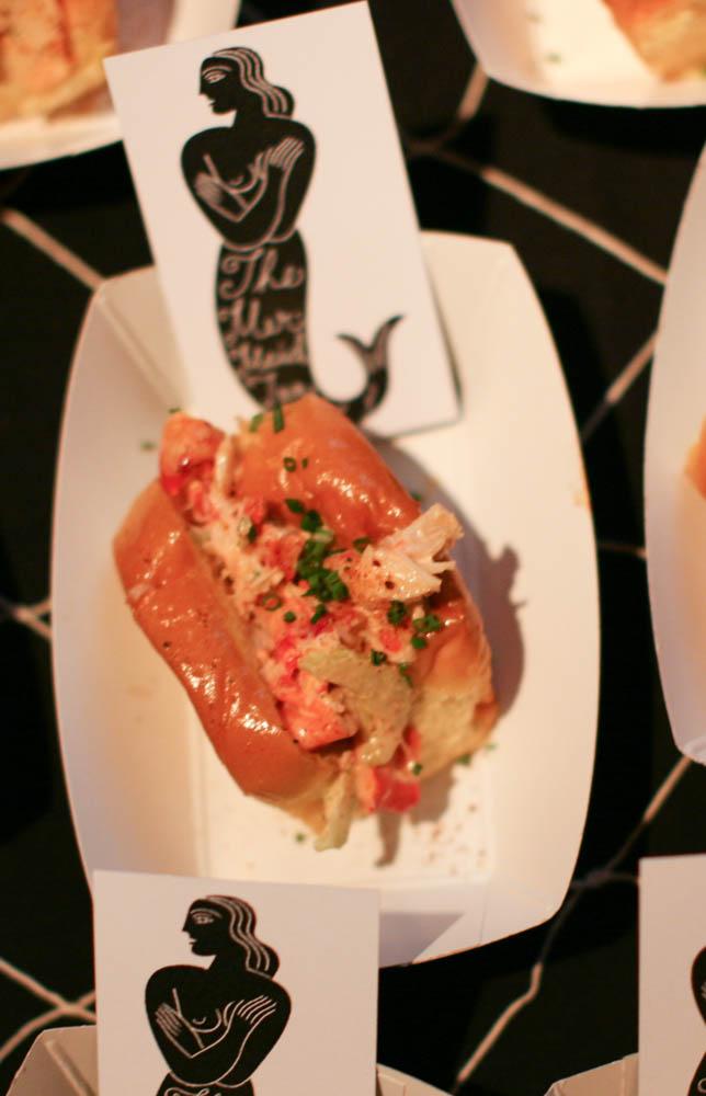 Tasting Table Lobster Rumble - The Stripe. (The Mermaid Inn)