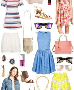 Summer Must-Haves from Nordstrom - The Stripe.