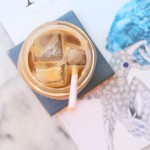 Iced Dirty Chai Latte.