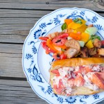 Steve's Lobster Roll Recipe.