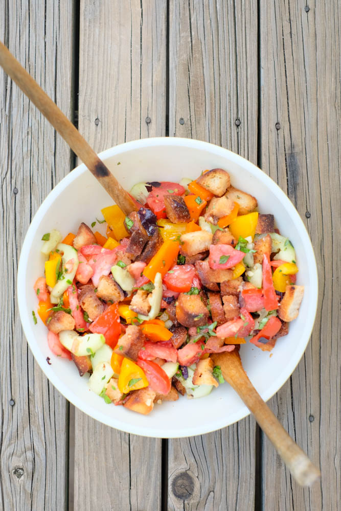 Panzanella Salad Recipe 4