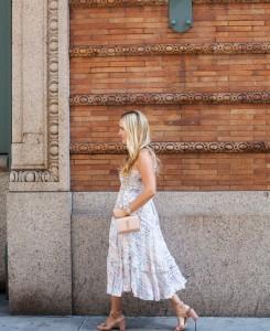 Rebecca Taylor Floral Dress - The Stripe.