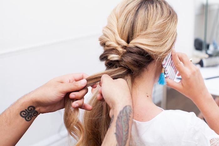topsy tail braid tutorial 11