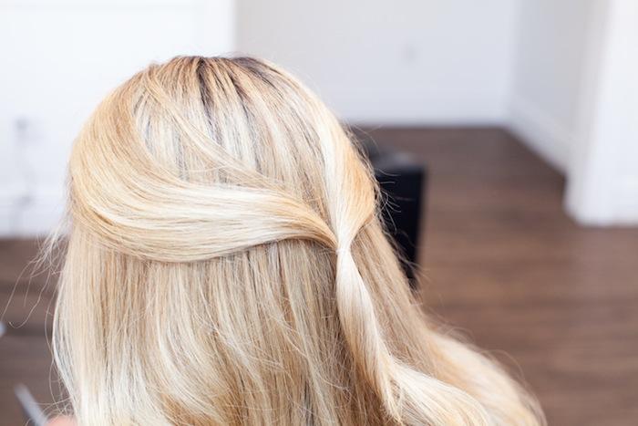 topsy tail braid tutorial 4