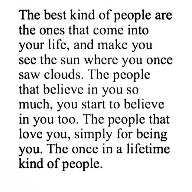 the best kind of people the once in a lifetimehellip