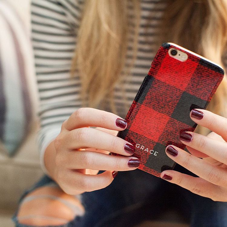 the cell phone cases I designed with minnieandemma are nowhellip