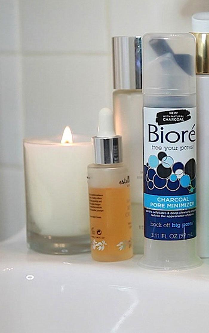 Biore Charcoal Pore Minimizer 1