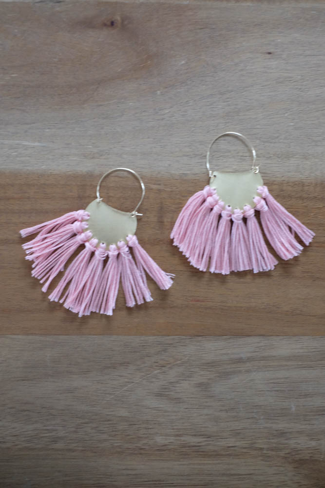 DIY Tassel Earrings22