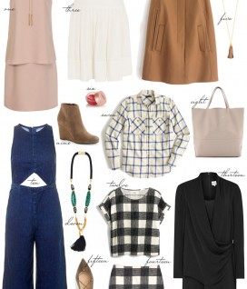 fall-shopping-list