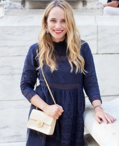 navy sea lace dress 1