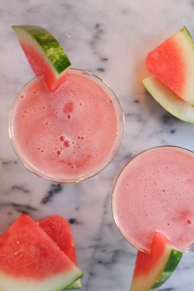 Watermelon Martini Recipe. | The Stripe | Bloglovin'