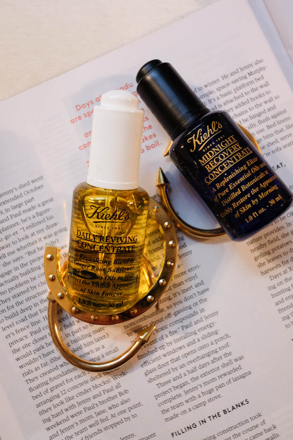 kiehls daily reviving concentrate review