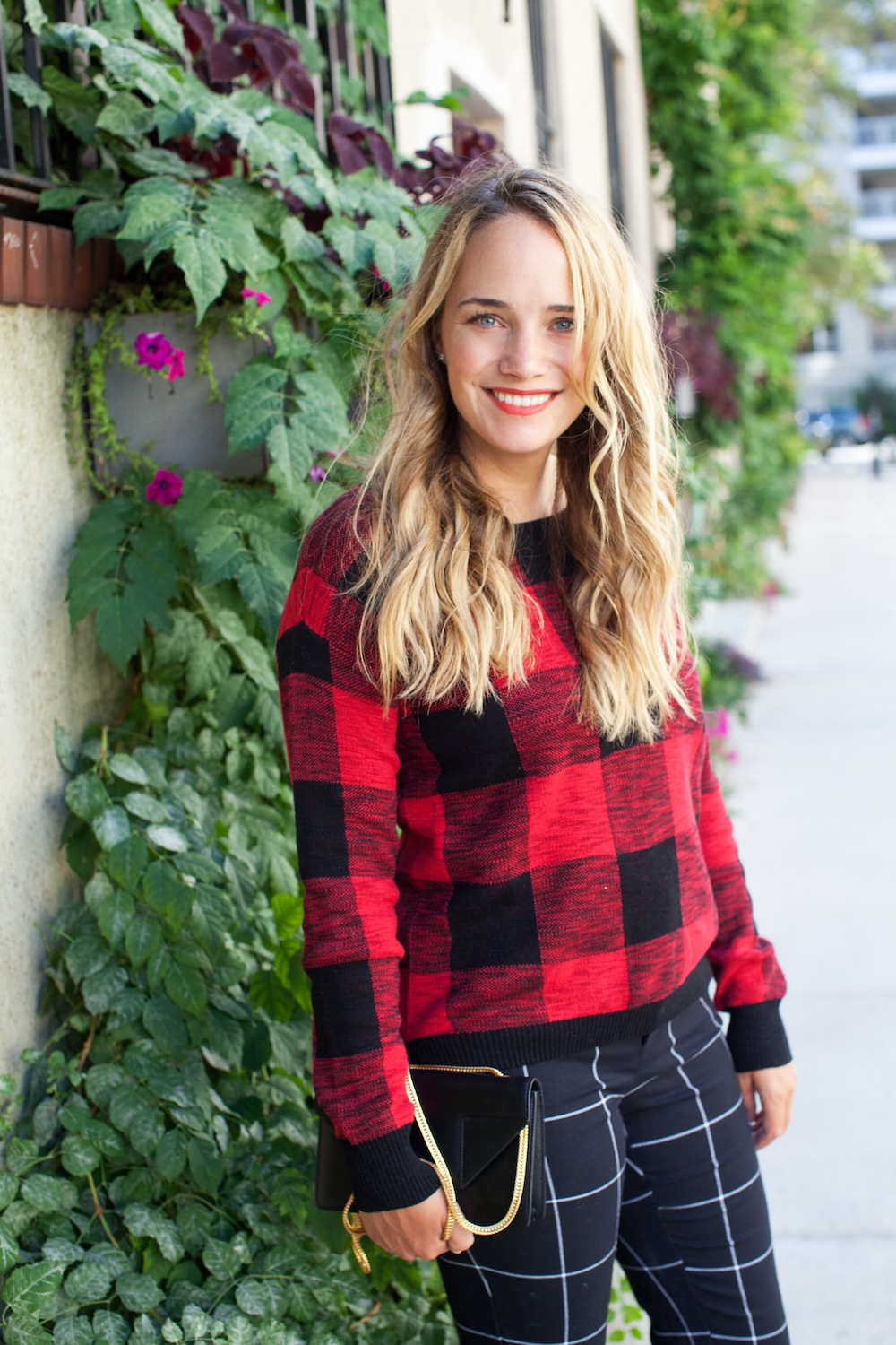 target fall plaid pieces 12