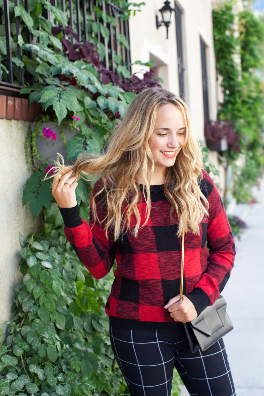 target fall plaid pieces 2