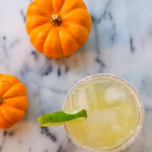 Fresh Ginger Margarita Recipe.