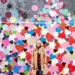 Wall of Hearts.