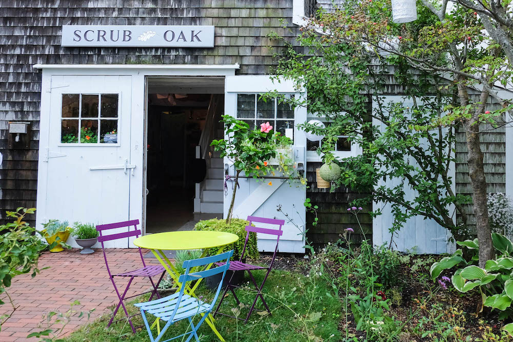 the stripe nantucket travel diary 4