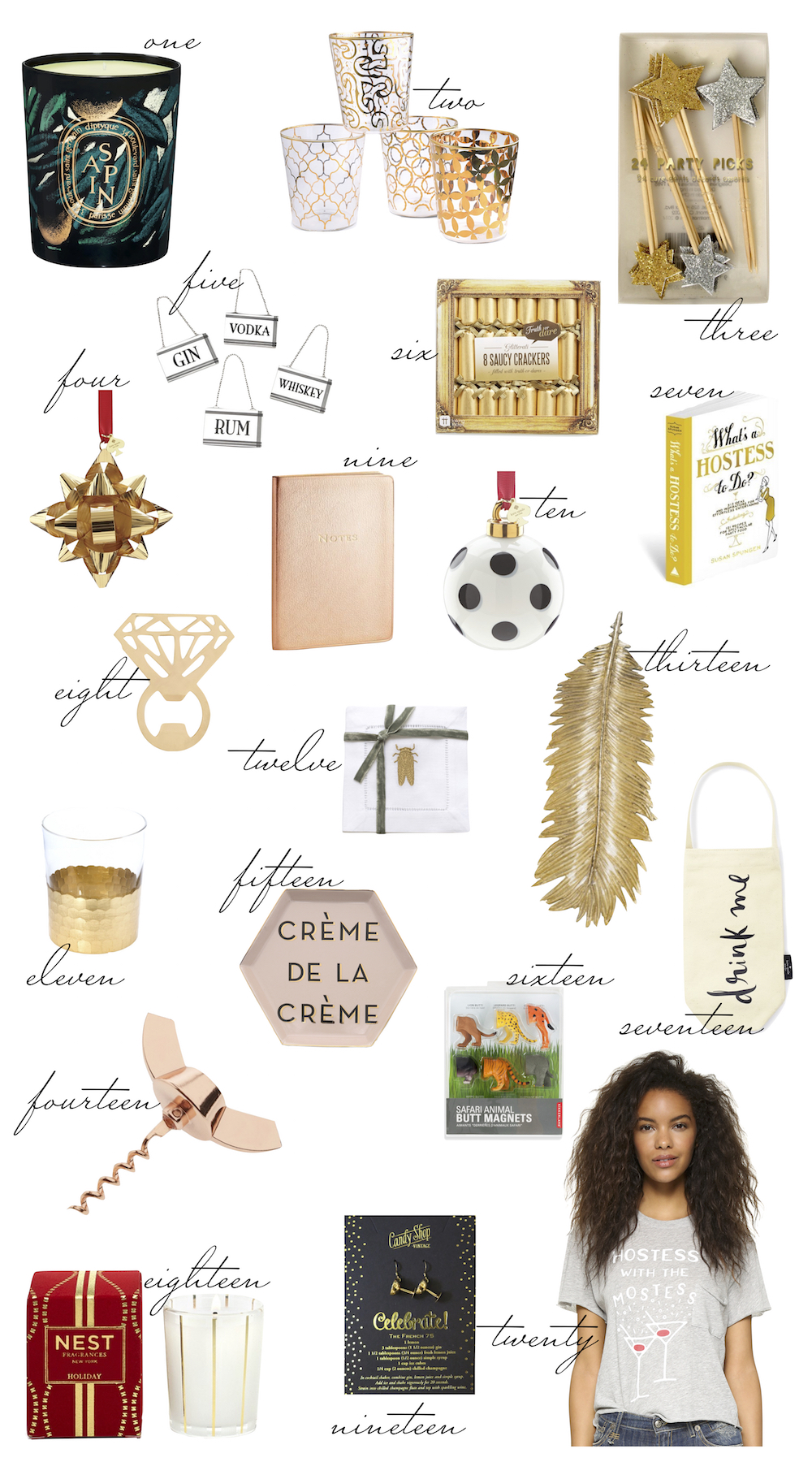 The Stripe Holiday Gift Guide for Hostess