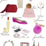 Gift Guide: The Girly Girl / Always Overdressed.