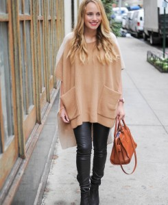 otte cashmere poncho giveaway 4