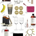 Gift Guide: The Mixologist / Barfly / Party Girl.