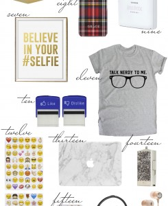 The Social Media Gal The Stripe Gift Guide