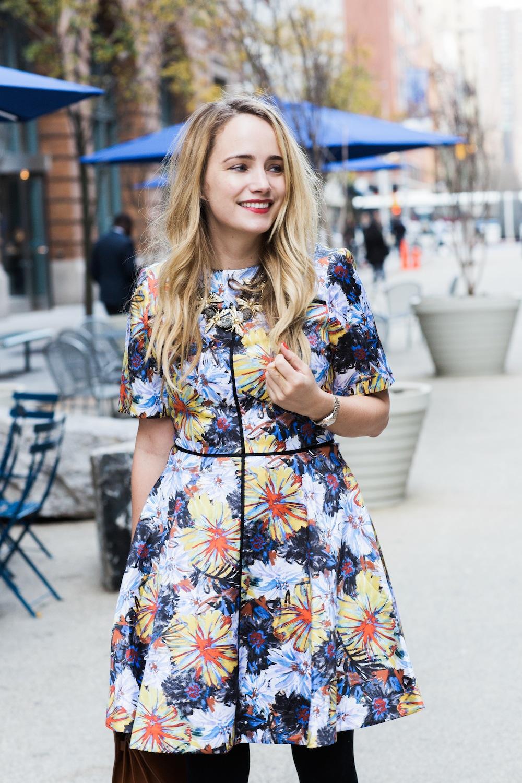suno floral dress 6