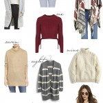 Kelly's Chic Under $100: Sweaters.