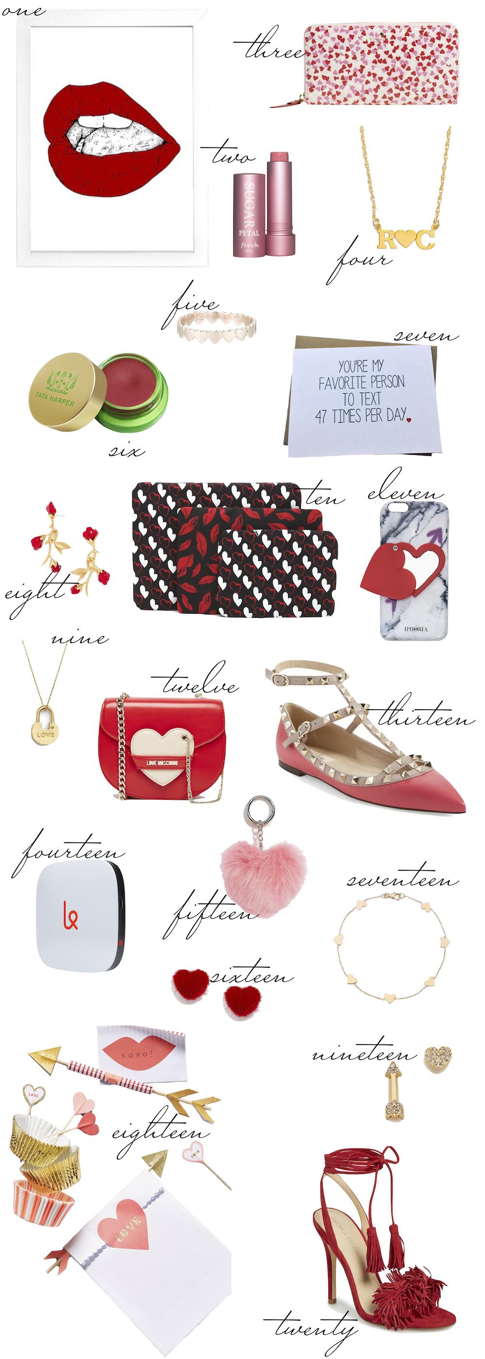 Valentines Day Collage