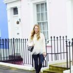 Feather Sweater Weather + London Recap.