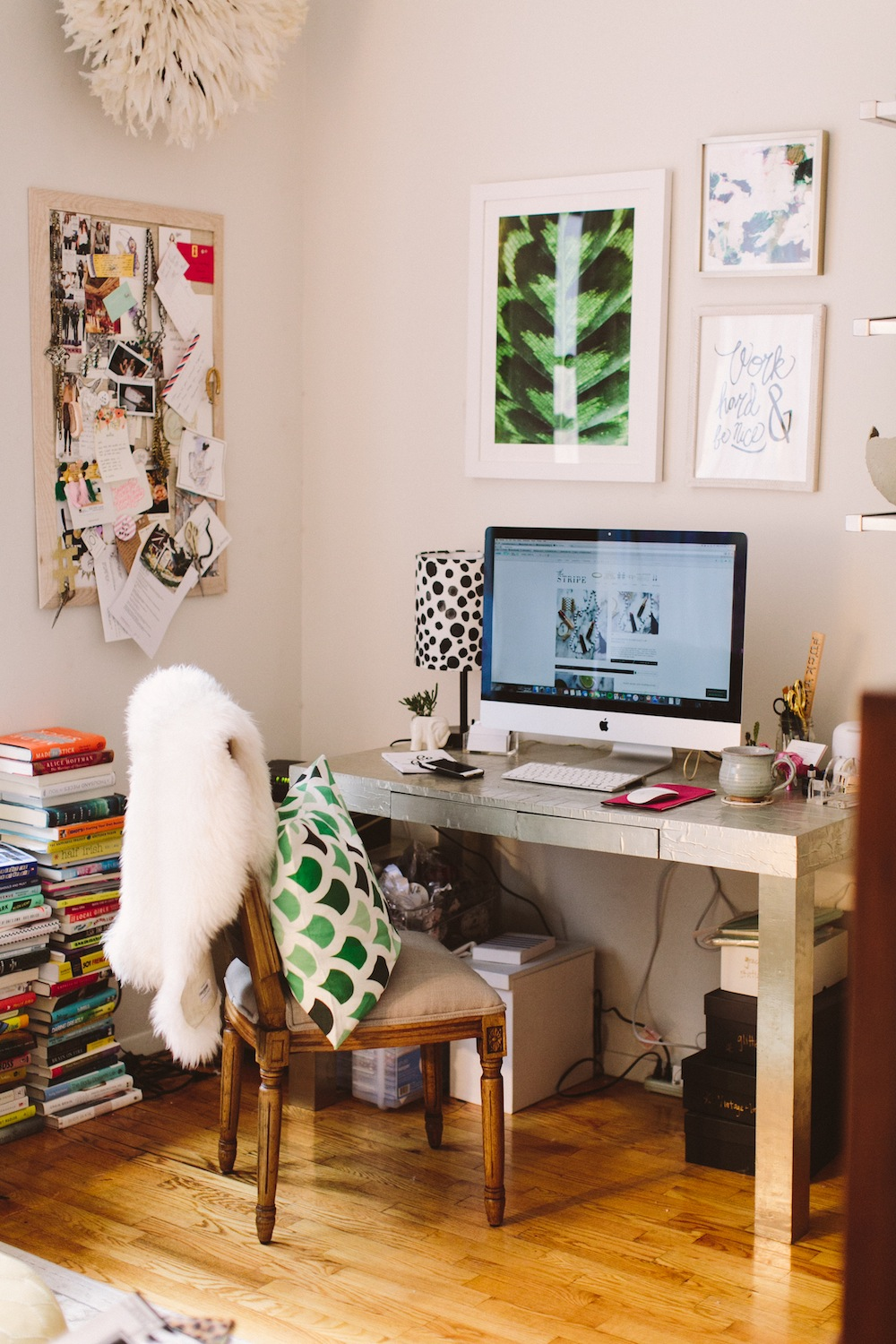 minted office makeover 5