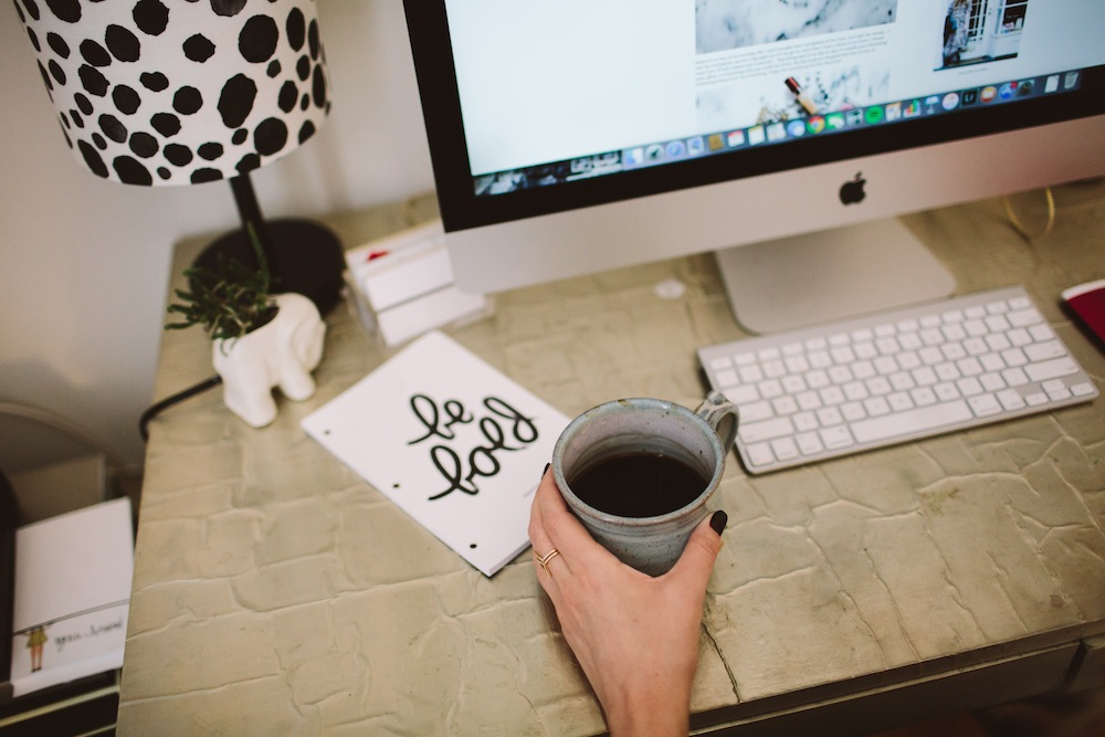 minted office makeover 6