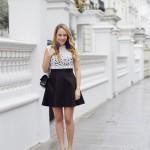 Black & White in London.