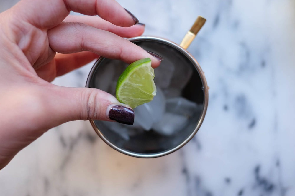 the perfect moscow mule recipe - the stripe