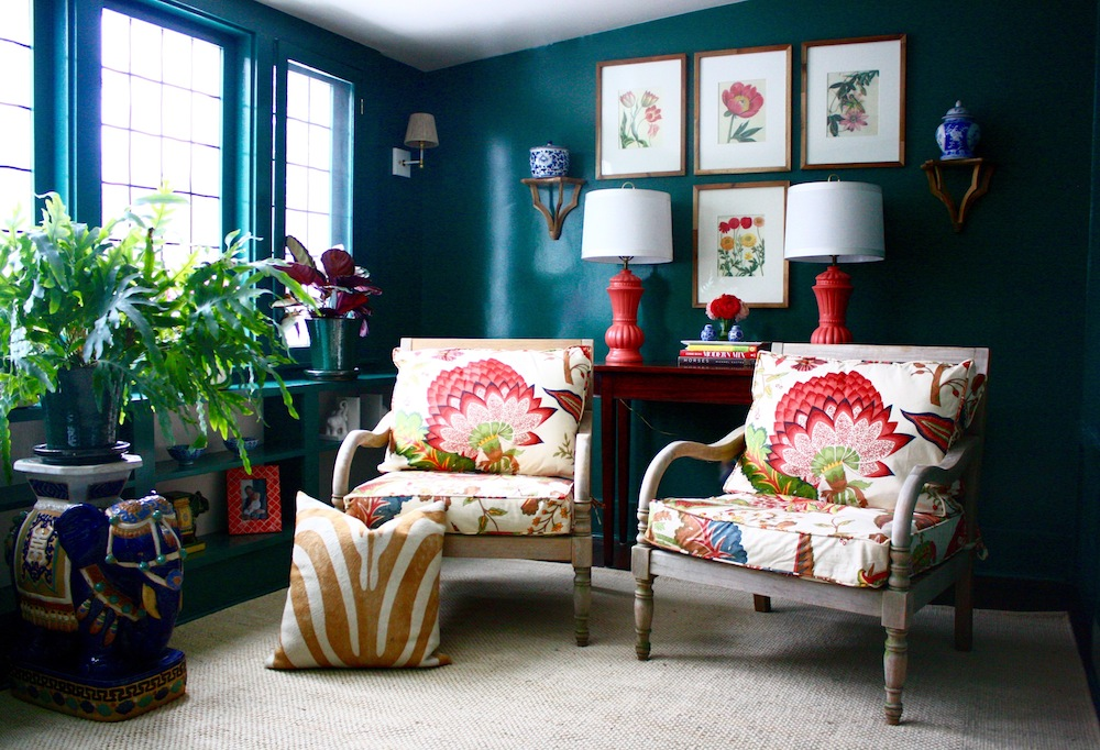 Brass Hill Jungle Room