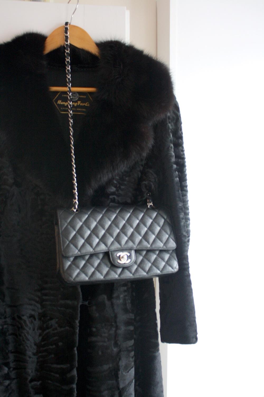 Remy Grandma Kathy HK Fur Coat