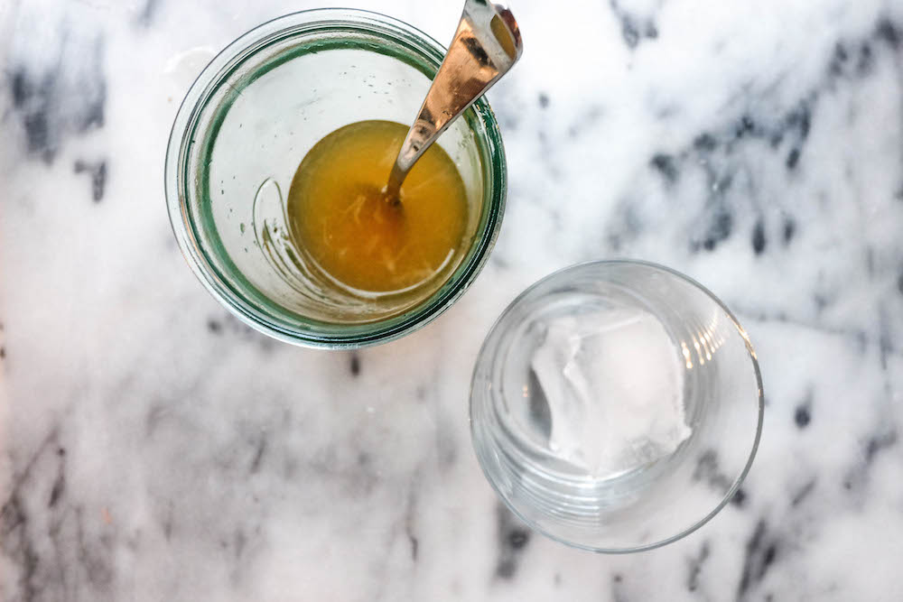 penicillin cocktail recipe - the stripe