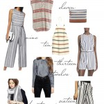 Kelly's Chic Under $100: Stripes.